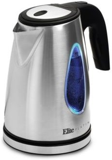 Stainless Steel 1.7L Cordless Kettle