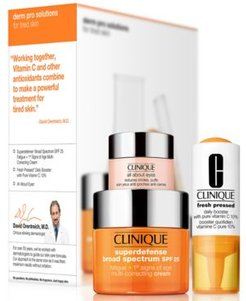 3-Pc. Derm Pro Solutions For Tired Skin Set