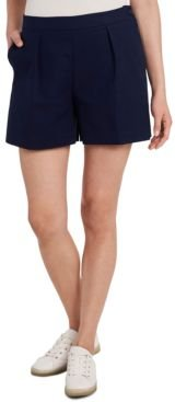 Rose Double Weave Shorts, Created for Macy's