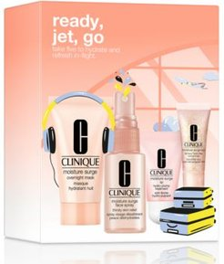 4-Pc. Ready, Jet, Go Moisture Surge Set