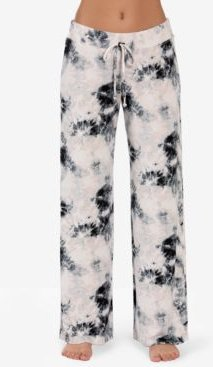 Tie-Dyed Hacci Lounge Pants
