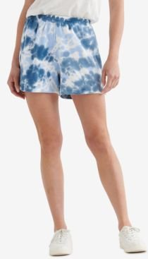 Chill At Home Cotton Shorts