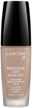 Renergie Lift Anti-Wrinkle Lifting Foundation with Spf 27, 1 oz.