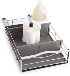 """14"""" Pull-Out Cabinet Organizer"""