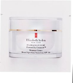 Receive a Free Elizabeth Arden Flawless Future Moisture Cream Packette with Elizabeth Arden My Fifth Avenue fragrance purchase