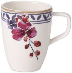 Artesano Provencal Lavender Collection Porcelain After Dinner Cup