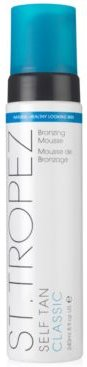 Self Tan Classic Bronzing Mousse, 8 oz.