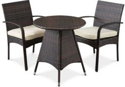 Chiese 3-Pc. Bistro with Cushions