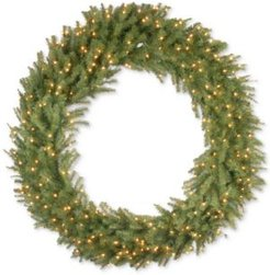 """60"""" Norwood Fir Wreath with Clear Lights"""