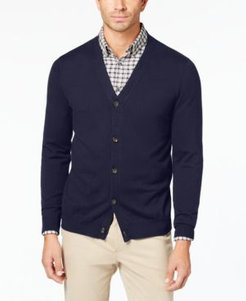 Knit V-Neck Cardigan, Created for Macy's
