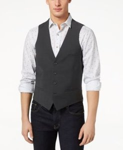 Slim-Fit Active Stretch Performance Wool Vest, Created for Macy's
