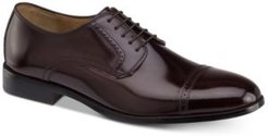 Bradford Cap-Toe Bluchers Men's Shoes