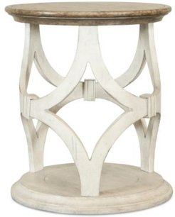 Hadley Round Side Table