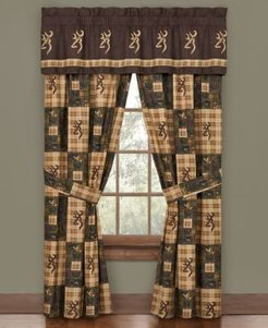 Browning Country Drape Panel Pair Bedding