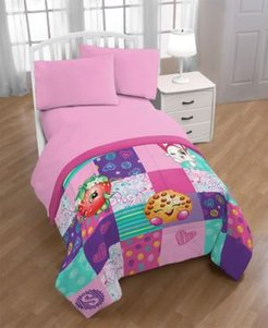 Fun Twin Quilt with Sham Bedding