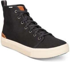Trvl Lite High-Top Canvas Sneakers Men's Shoes