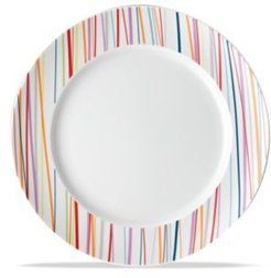 Thomas by Rosenthal Sunny Day Stripes Salad Plate