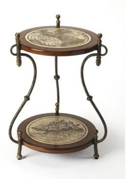 Butler Magellan Accent Table