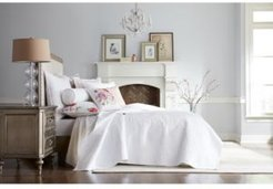 Classic Jardin King Coverlet, Created for Macy's Bedding