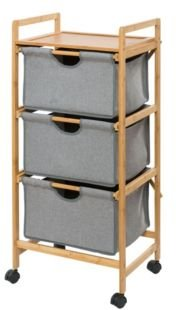 Trolley Bahari With 3 Drawers
