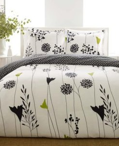 Asian Lily Twin Duvet Cover Set Bedding