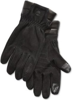 Nubuck Leather Boot Gloves