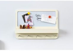 The Tidy Books Magnetic Bulletin Board and Organizer