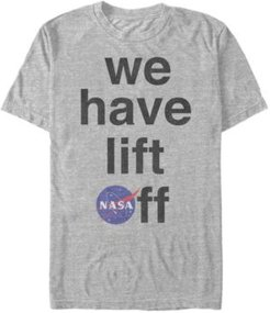 We Have Life Off Logo Short Sleeve T-Shirt