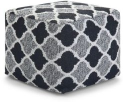 Currie Square Pouf