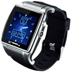 Executive Smart Watch with Google Voice Assistant