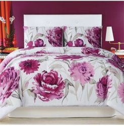 Christian Siriano Remy Floral Twin Extra Large Comforter Set Bedding