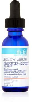 JetGlow Serum Neuropeptide Anti-Wrinkle Retexturizing Glow Serum, 1 oz