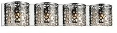 Bubbles 4 Light Wall Sconce