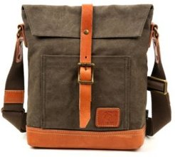 Pine Hill Canvas Crossbody Bag