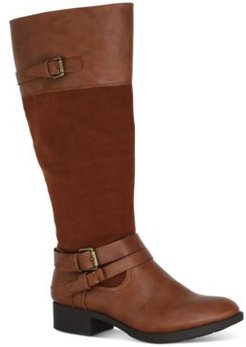 Ashliie Riding Boots, Created for Macy's Women's Shoes