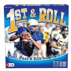 1st Roll Football Dice Rolling Board Game