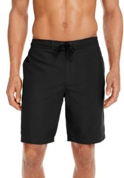 """Solid Quick-Dry 9"""" Board Shorts, Created for Macy's"""