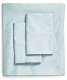 420 Tc Supima Sheet Set with Hem Stitch, King Bedding