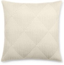 """Artisan 20""""X20"""" Decorative Pillow, Created for Macy's Bedding"""