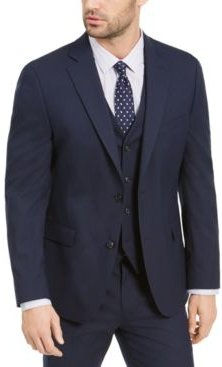 Slim-Fit Stretch Solid Suit Jacket, Created for Macy's