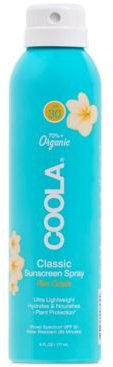 Classic Body Organic Sunscreen Spray Spf 30 - Pina Colada, 6-oz.