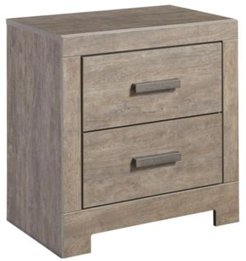 Culverbach Two Drawer Nightstand