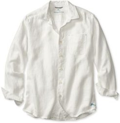 Sea Glass Breezer Classic-Fit Linen Shirt