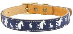 Marley Leather Dog Collar, Small