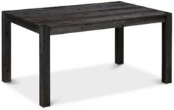 Avondale Graphite Rectangle Dining Table, Created for Macy's