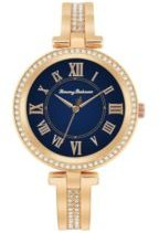 Palm Beach Gold-Tone Stainless Steel Bangle Watch, 36mm
