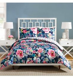 Garden Grove Full/Queen Comforter Set - 3Pc