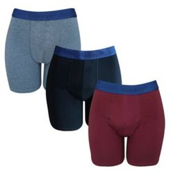 3 Pack Cotton Stretch Boxer Brief