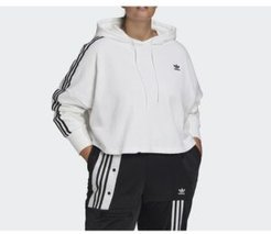 Originals Women's Cropped Hoodie, Plus Size