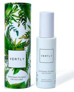 Soothing Florals Cbd Face Mist